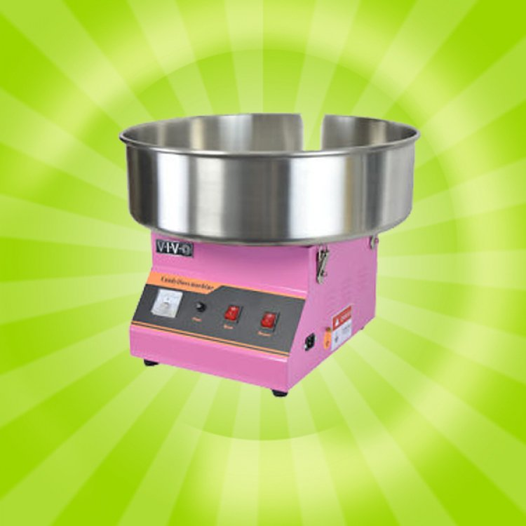 Commercial Cotton Candy Machine Table Top