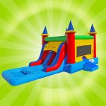 Castle Slide (Wet)