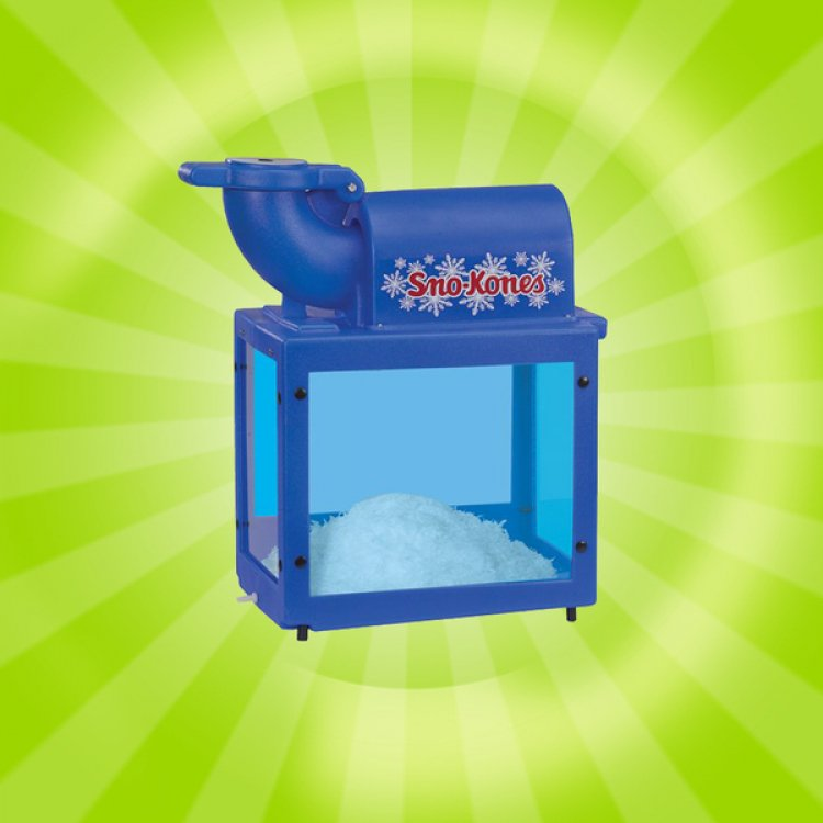 Snow Kone Machine Table Top