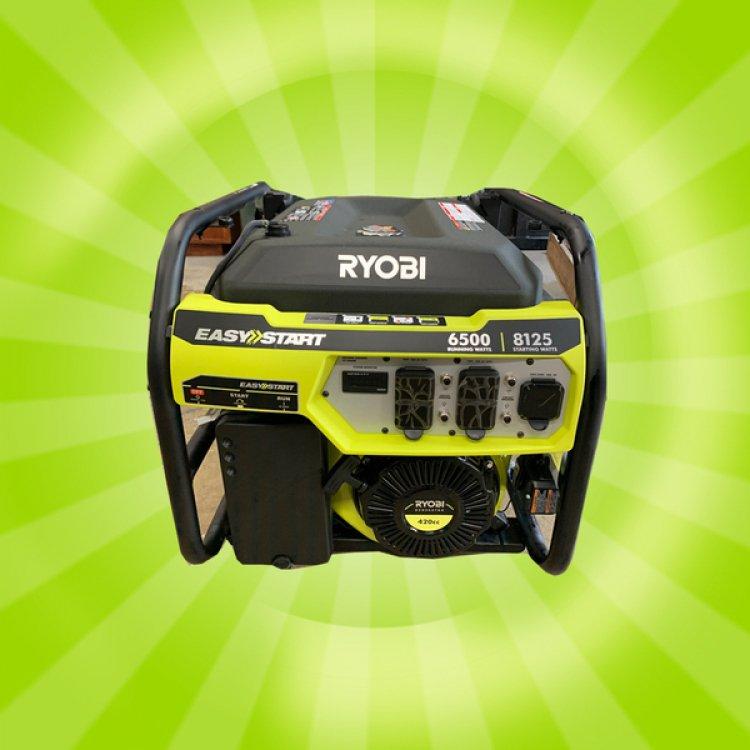 Generator 6500 Watts