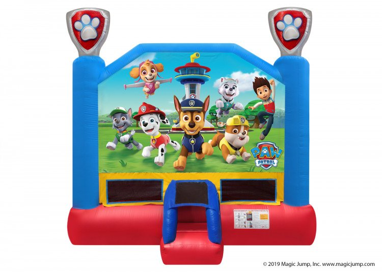 PAW Patrol Bounce House 15 nowm 0 1619704099 big Paw Patrol Moon Bounce