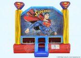 Superman Moon Bounce